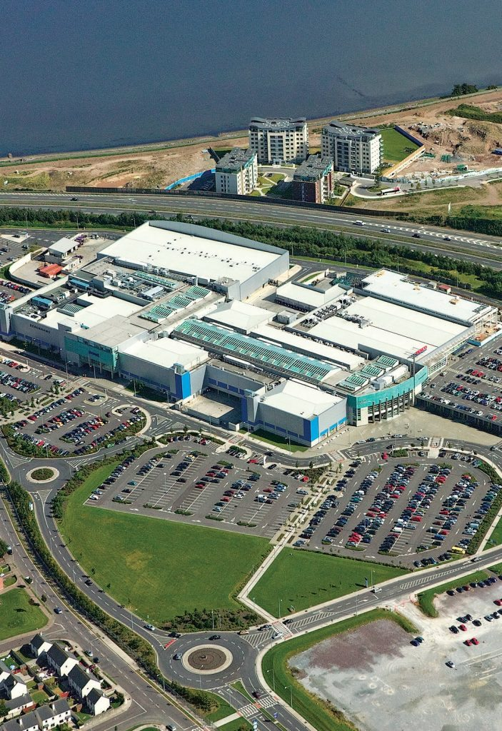 Mahon Point Shopping Centre Vision Contracting